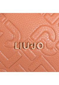 Pomarańczowa torebka klasyczna Liu Jo