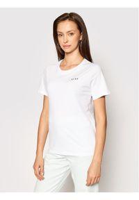 Biały t-shirt NA-KD