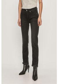 Czarne jeansy Calvin Klein