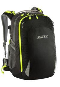Boll Plecak Smart 22 Black. Kolor: czarny. Materiał: materiał