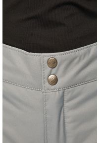 Szare spodnie sportowe columbia