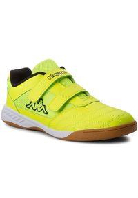 Kappa Półbuty Kickoff K 260509K Żółty. Kolor: żółty