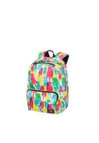 Plecak AMERICAN TOURISTER Urban Groove Lifestyle Popsicle. Materiał: polar, materiał. Wzór: kolorowy