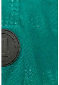 Zielona kurtka Desigual na co dzień, casualowa, z kapturem
