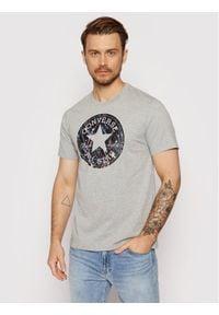 Converse T-Shirt Splatter Paint Chuck Patch 10021506-A02 Szary Standard Fit. Kolor: szary