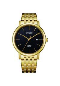CITIZEN ZEGAREK ELEGANCE BI5072-51E. Rodzaj zegarka: analogowe. Styl: klasyczny, elegancki