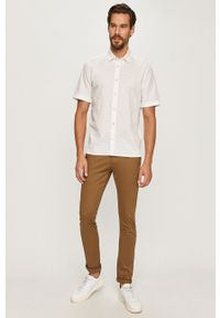 Biała koszula Marc O'Polo polo, na co dzień