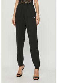 Czarne spodnie dresowe adidas Originals