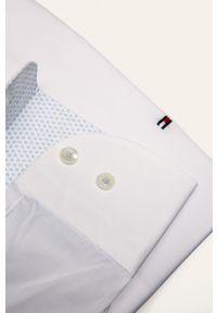 Biała koszula Tommy Hilfiger Tailored długa, elegancka