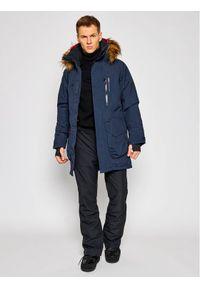 Niebieska kurtka zimowa Musto