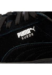 Czarne półbuty Puma z cholewką