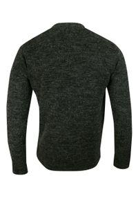 Szary sweter Brave Soul na co dzień, elegancki