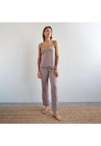 Różowa piżama Mohito