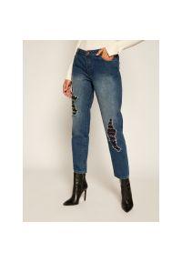 Niebieskie jeansy My Twin