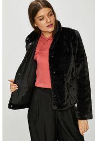 Czarna kurtka only na co dzień, bez kaptura, casualowa #6