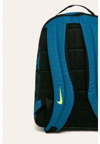 Niebieski plecak Nike Kids z nadrukiem