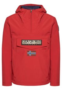Czerwona kurtka przejściowa Napapijri