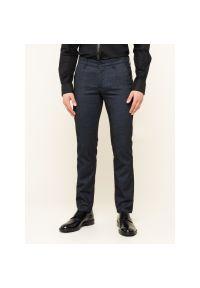 Niebieskie spodnie Karl Lagerfeld