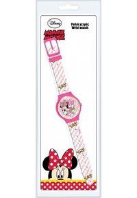 Pulio Zegarek analogowy w blistrze Minnie Diakakis. Rodzaj zegarka: analogowe