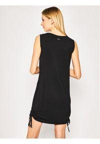 Czarna sukienka sportowa Liu Jo na co dzień, sportowa