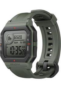 AMAZFIT - Smartwatch Amazfit Neo Zielony (ZEG-SMW-0069). Rodzaj zegarka: smartwatch. Kolor: zielony