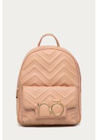 Różowy plecak Nobo