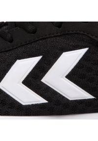 Czarne buty sportowe Hummel z cholewką, na co dzień