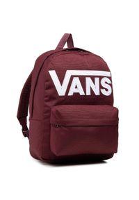 Vans - Plecak VANS - Old Skool III B VN0A3I6R4QU1 Port Royale. Kolor: czerwony. Materiał: materiał
