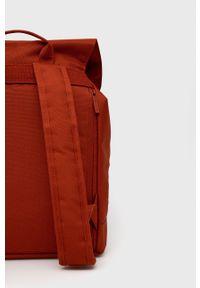 Lefrik - Plecak. Kolor: czerwony. Materiał: poliester