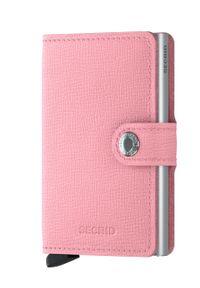 Różowy portfel Secrid