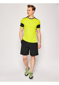 Head Koszulka techniczna Volley 811330 Żółty Regular Fit. Kolor: żółty