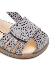 Szare sandały Bundgaard