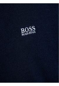 Niebieski sweter BOSS