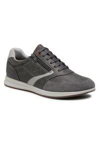 Geox Sneakersy U Avery B U15H5B 000PT C1006 Szary. Kolor: szary
