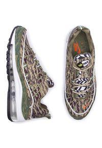 Zielone sneakersy Nike Nike Air Max