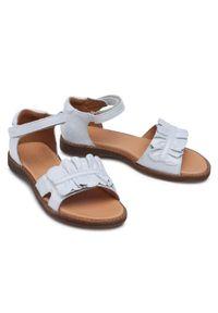 Srebrne sandały Froddo