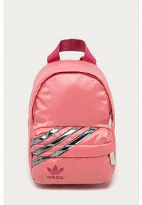 adidas Originals - Plecak. Kolor: różowy