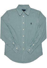 Zielona koszula Polo Ralph Lauren polo