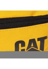 CATerpillar - Saszetka nerka CATERPILLAR - Waist Bag 83615-53 Yellow. Kolor: żółty. Materiał: materiał #4