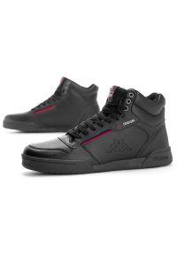 Sneakersy Kappa na co dzień, z cholewką