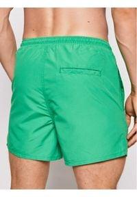 Only & Sons Szorty kąpielowe Sted 22019092 Zielony Regular Fit. Kolor: zielony
