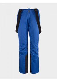 outhorn - Spodnie narciarskie damskie. Materiał: materiał, poliester. Sezon: zima. Sport: narciarstwo