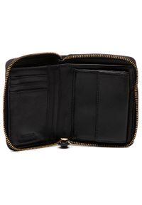 Pinko - Duży Portfel Damski PINKO - Taylor Wallet Zip Around M V Quilt 20211 PLTT 1P225T Y6XV Black Z99. Kolor: czarny. Materiał: skóra