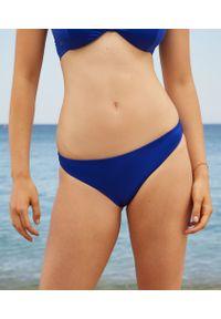 Enola Spe Majtki Bikini Od Kostiumu Kąpielowego - 44 - Szafirowy - Etam. Kolor: niebieski
