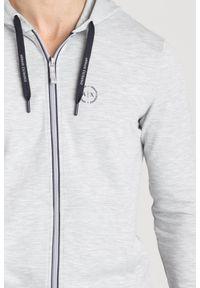 Bluza Armani Exchange ze stójką, klasyczna