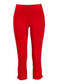 Cellbes Rybaczki Betsy czerwony female czerwony 56. Kolor: czerwony. Materiał: tkanina, guma