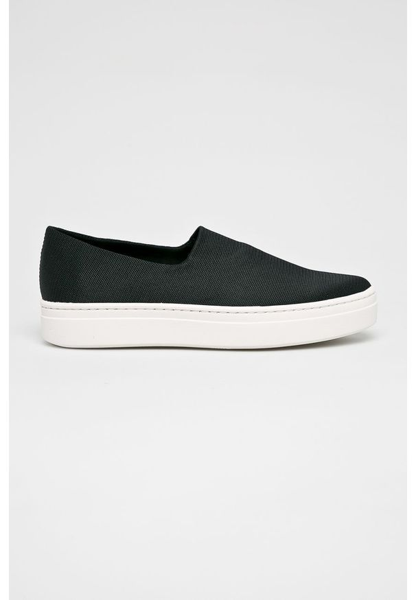 Czarne buty sportowe vagabond z cholewką