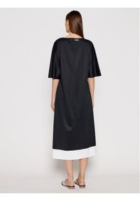Czarna sukienka letnia