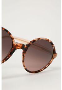 Okulary przeciwsłoneczne TOMMY HILFIGER okrągłe