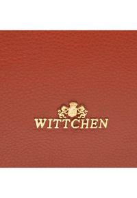 Wittchen Torebka 29-4E-008 -5 Brązowy. Kolor: brązowy